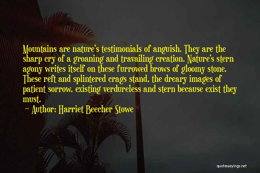 Nature Images Quotes By Harriet Beecher Stowe