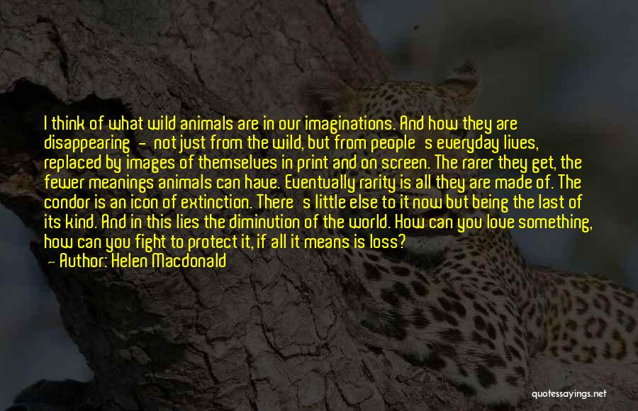 Nature Images Quotes By Helen Macdonald