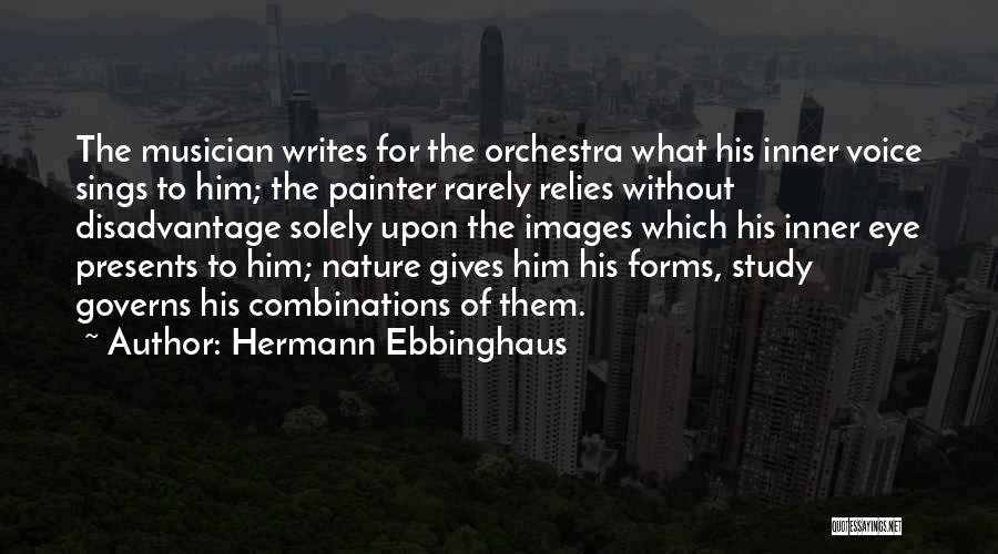 Nature Images Quotes By Hermann Ebbinghaus