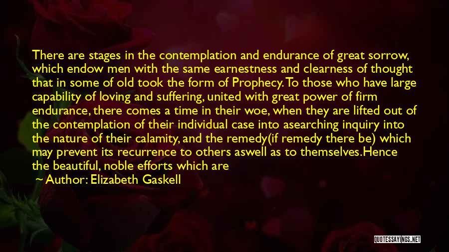 Nature Loving Quotes By Elizabeth Gaskell