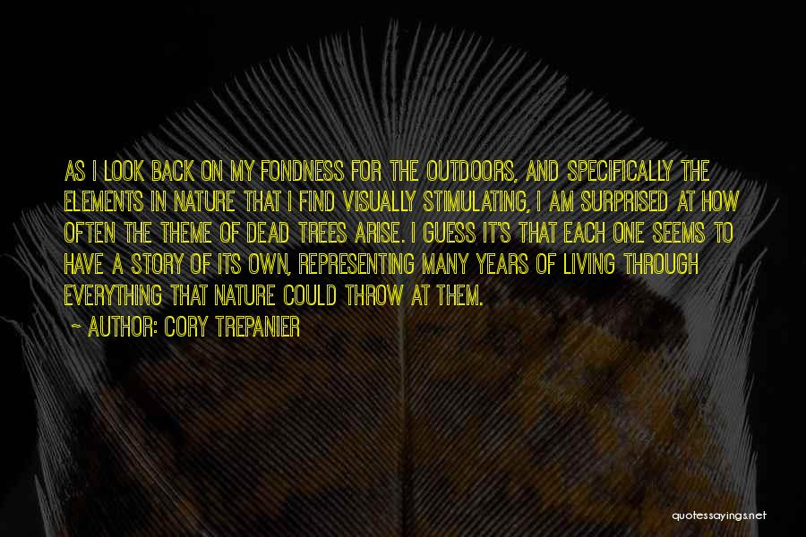 Nature Of Quotes By Cory Trepanier