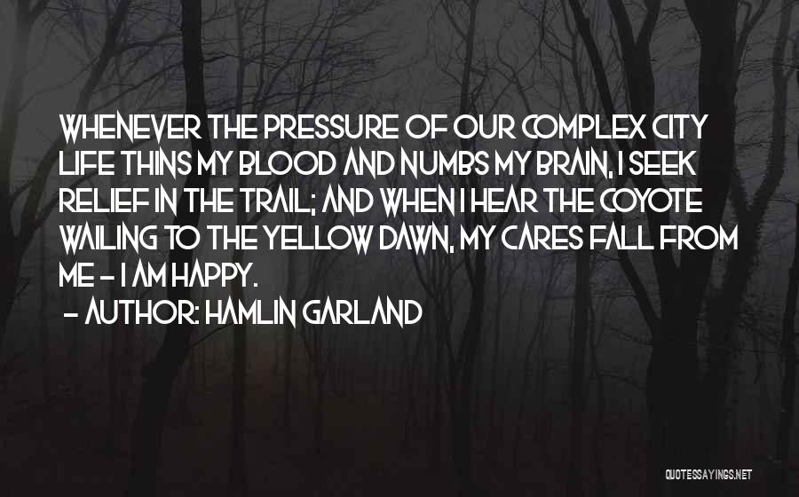 Nature Of Quotes By Hamlin Garland