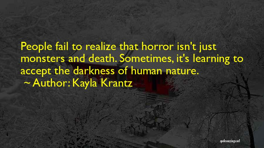 Nature Of Quotes By Kayla Krantz
