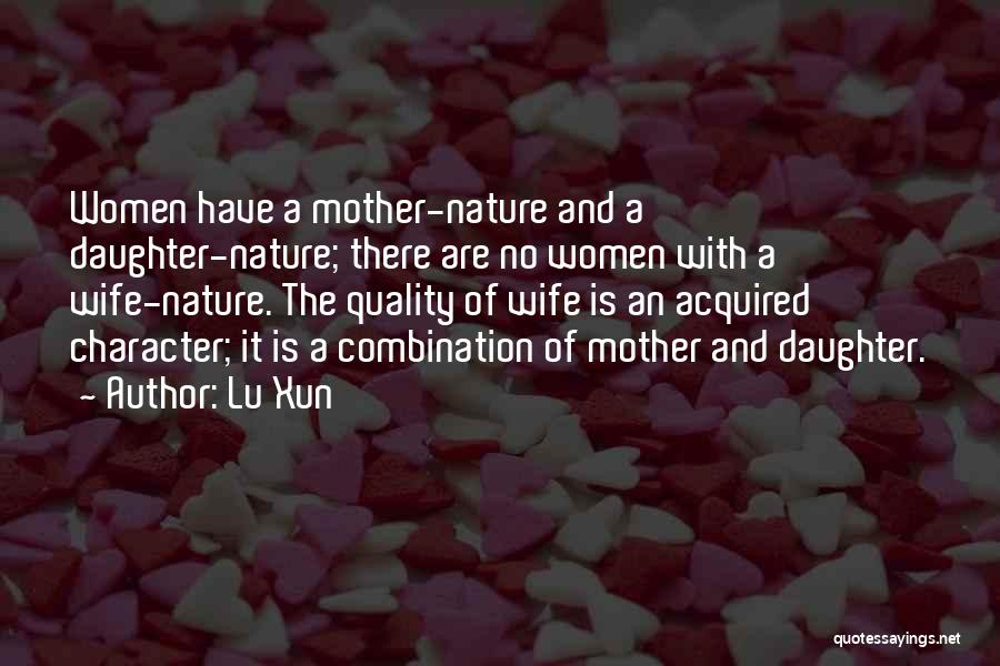 Nature Of Quotes By Lu Xun
