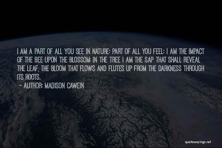 Nature Of Quotes By Madison Cawein