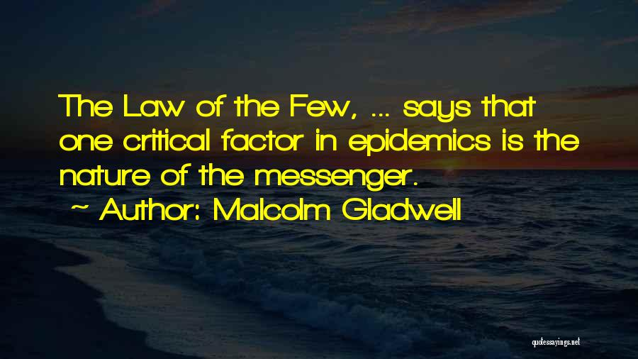Nature Of Quotes By Malcolm Gladwell