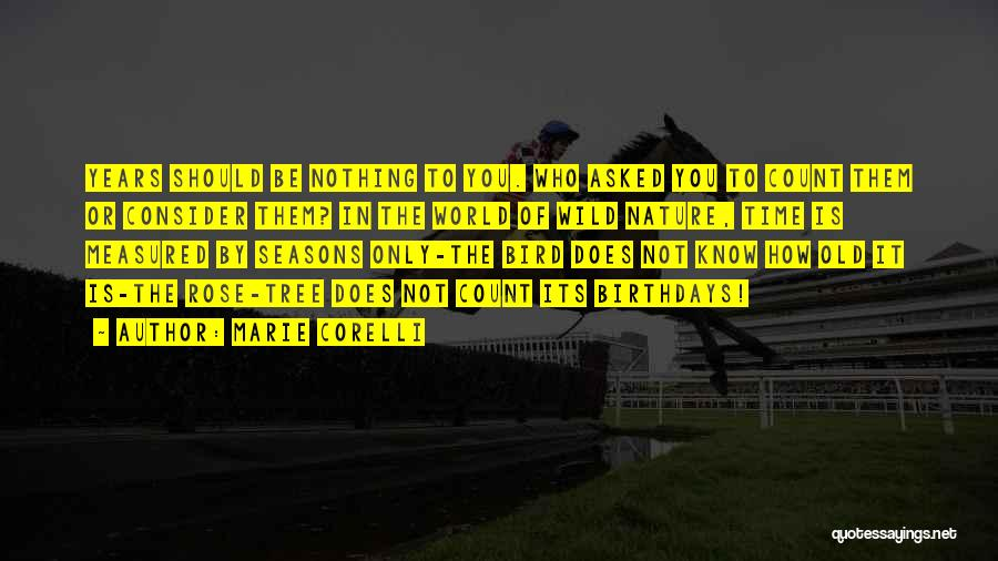 Nature Of Quotes By Marie Corelli
