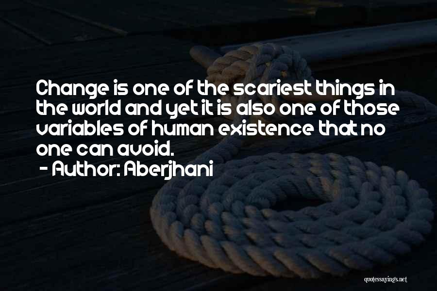 Nature Of Things Quotes By Aberjhani