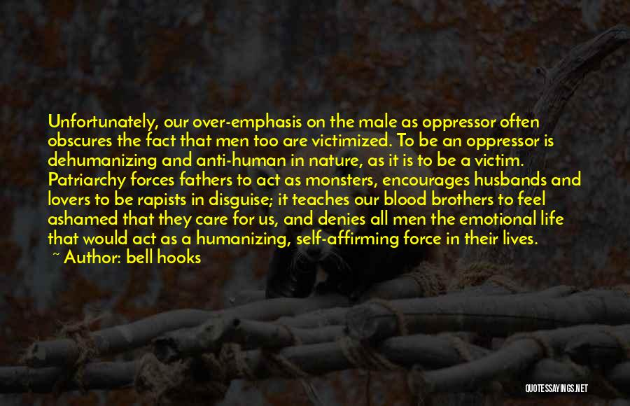 Nature Teaches Us Quotes By Bell Hooks