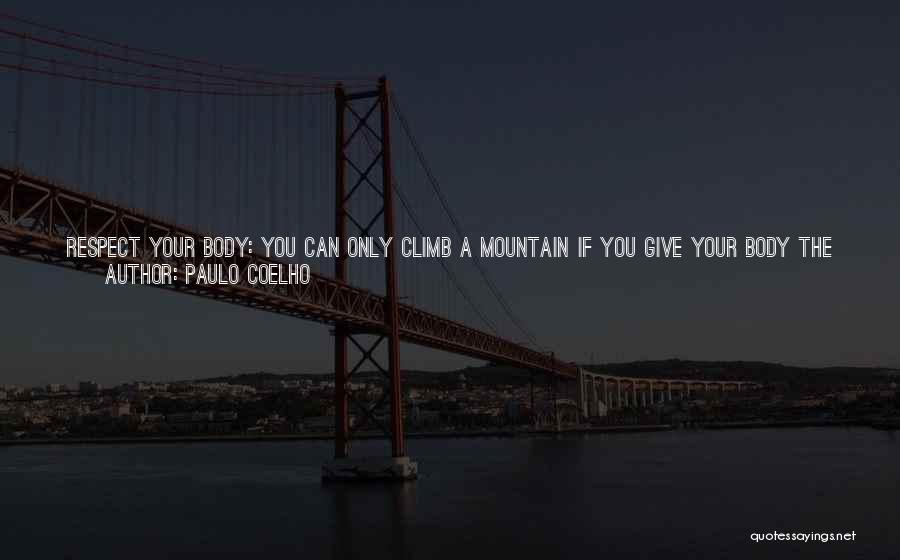Nature Walk Quotes By Paulo Coelho