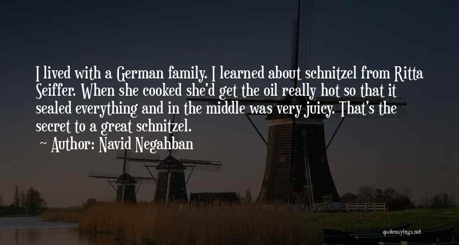 Navid Negahban Quotes 2268653
