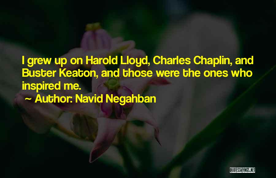 Navid Negahban Quotes 792282