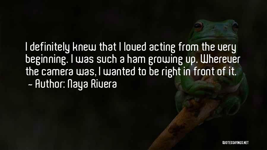 Naya Rivera Quotes 1944144