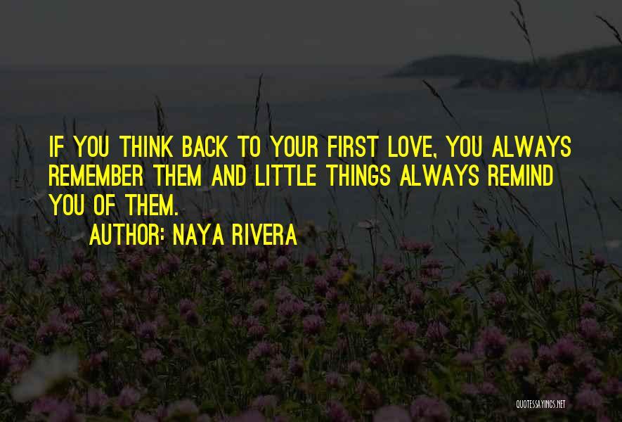 Naya Rivera Quotes 389973