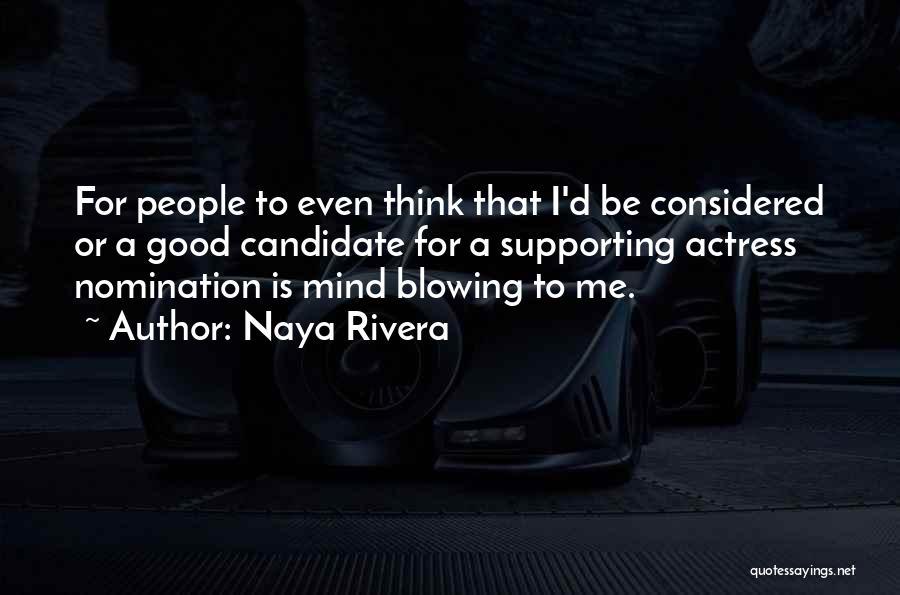 Naya Rivera Quotes 617196