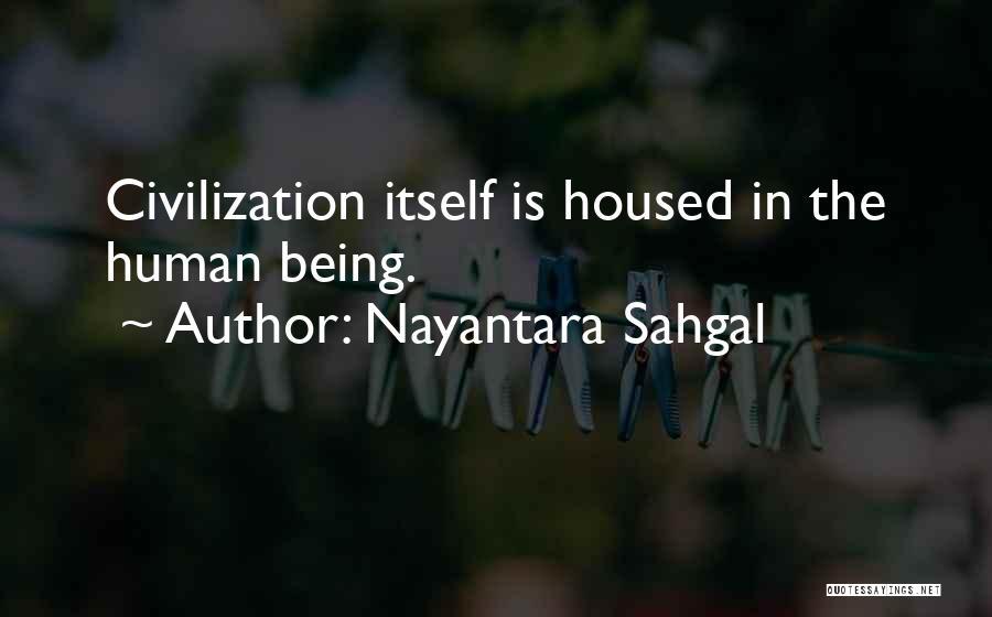 Nayantara Sahgal Quotes 118044