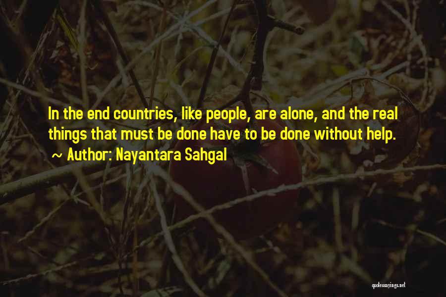 Nayantara Sahgal Quotes 2018681