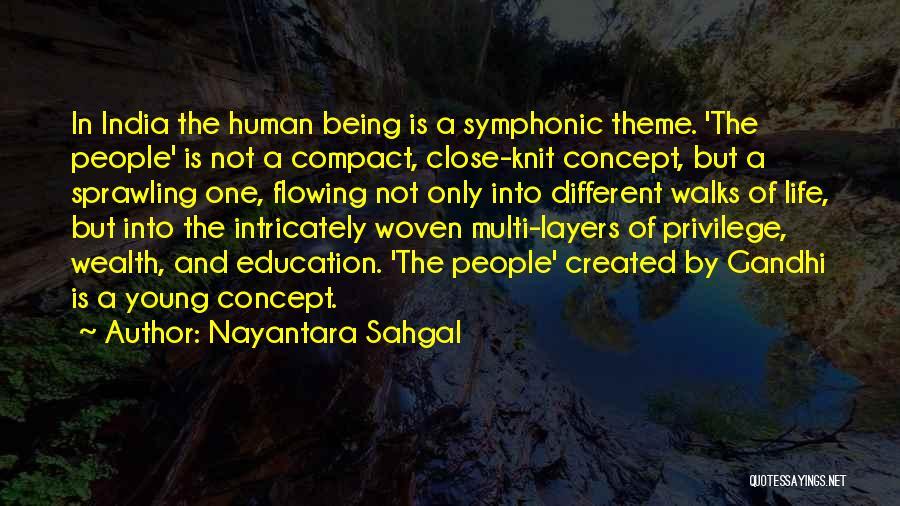 Nayantara Sahgal Quotes 2074405