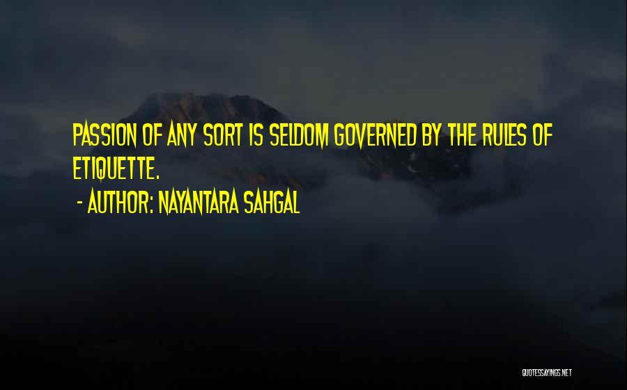 Nayantara Sahgal Quotes 2149179