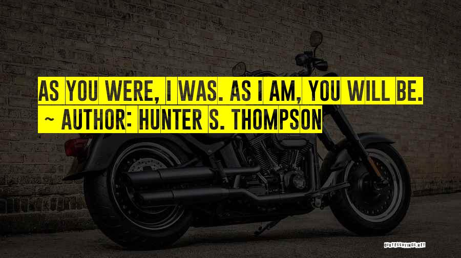 Nazis Quotes By Hunter S. Thompson