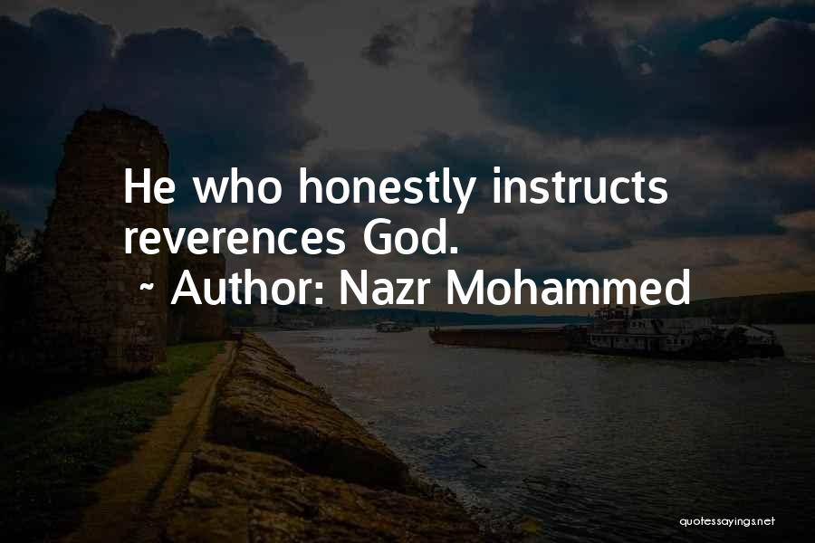 Nazr Mohammed Quotes 1500812