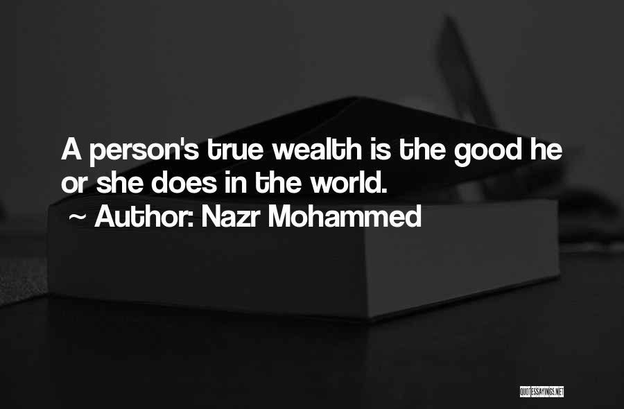 Nazr Mohammed Quotes 1826924