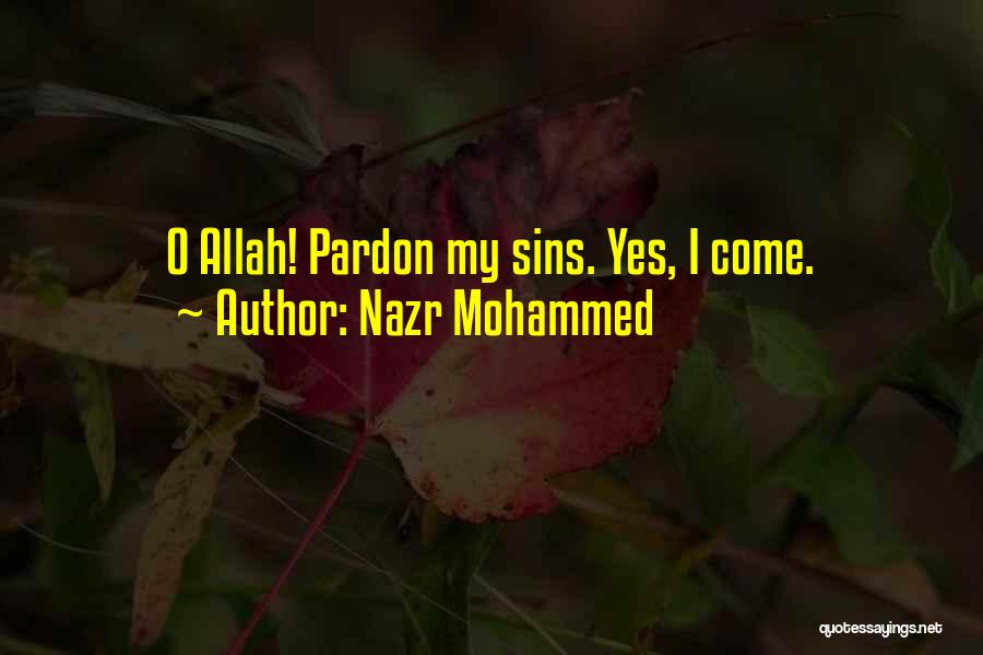 Nazr Mohammed Quotes 626621