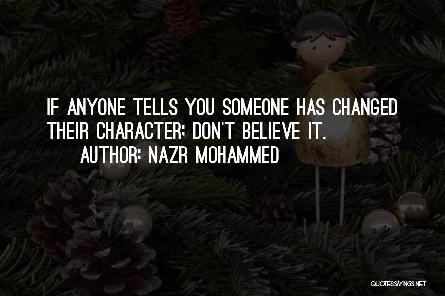 Nazr Mohammed Quotes 643000