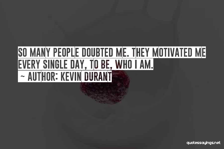 Nba Mvp Quotes By Kevin Durant