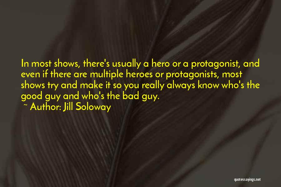 Nebulizer Quotes By Jill Soloway
