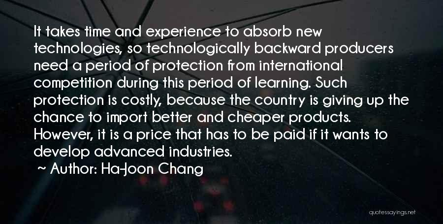 Need A Chance Quotes By Ha-Joon Chang