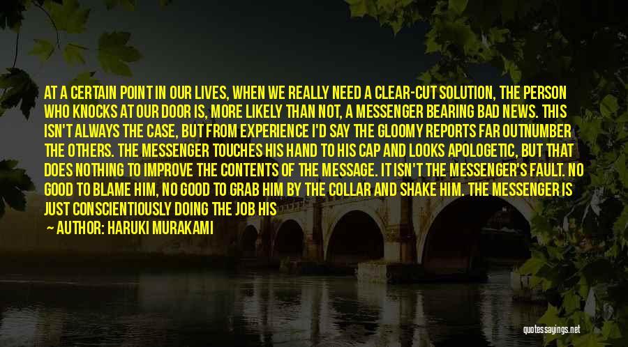Need A Good Friend Quotes By Haruki Murakami