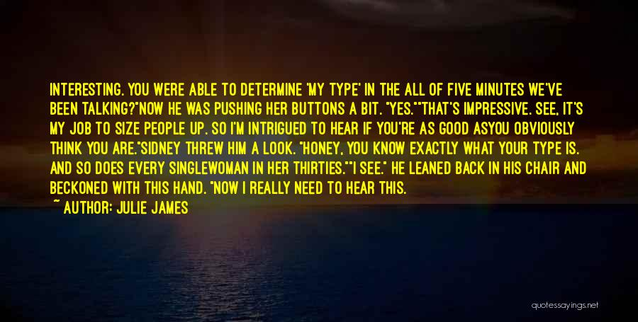 Need A Good Woman Quotes By Julie James