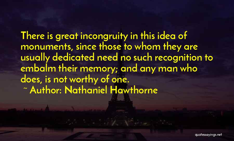 Need No Man Quotes By Nathaniel Hawthorne