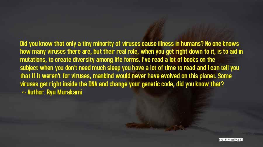 Need No Man Quotes By Ryu Murakami