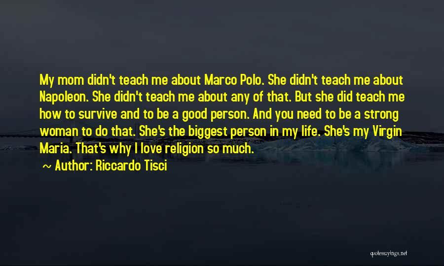 Need U Mom Quotes By Riccardo Tisci