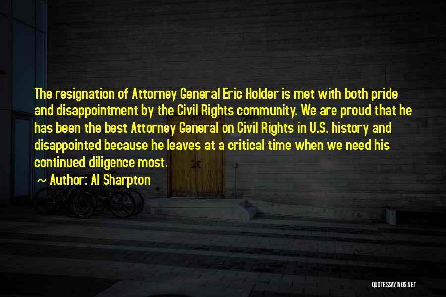 Need U Quotes By Al Sharpton