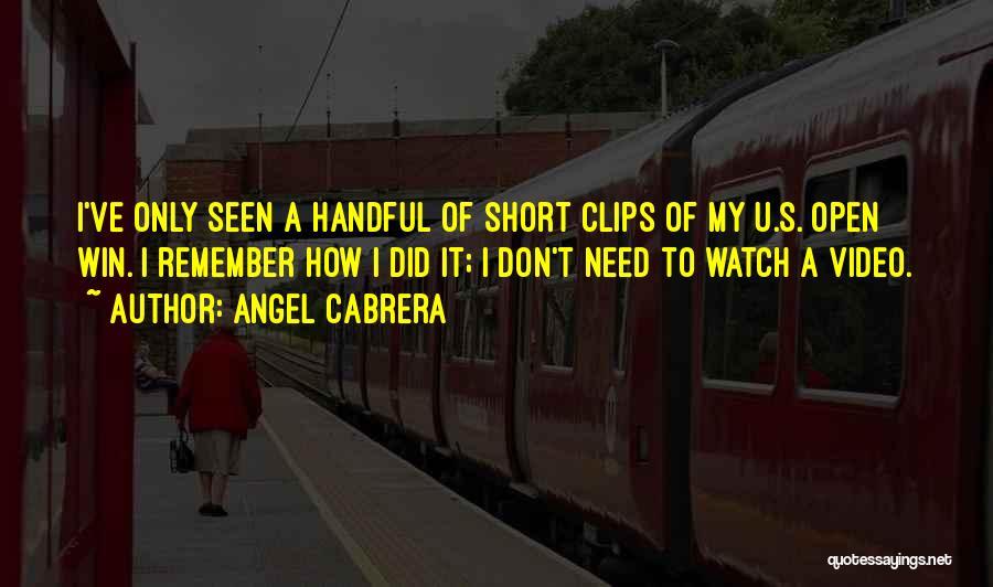Need U Quotes By Angel Cabrera
