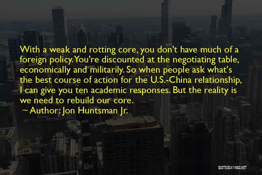 Need U Quotes By Jon Huntsman Jr.