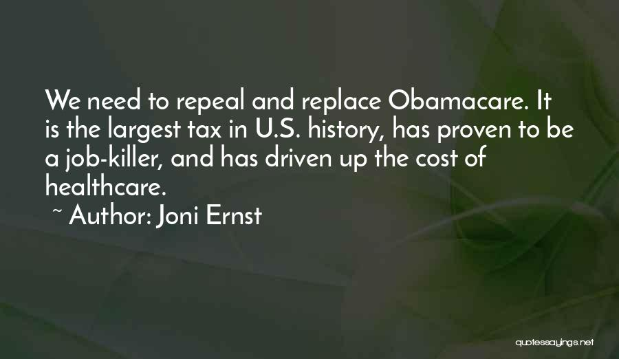 Need U Quotes By Joni Ernst
