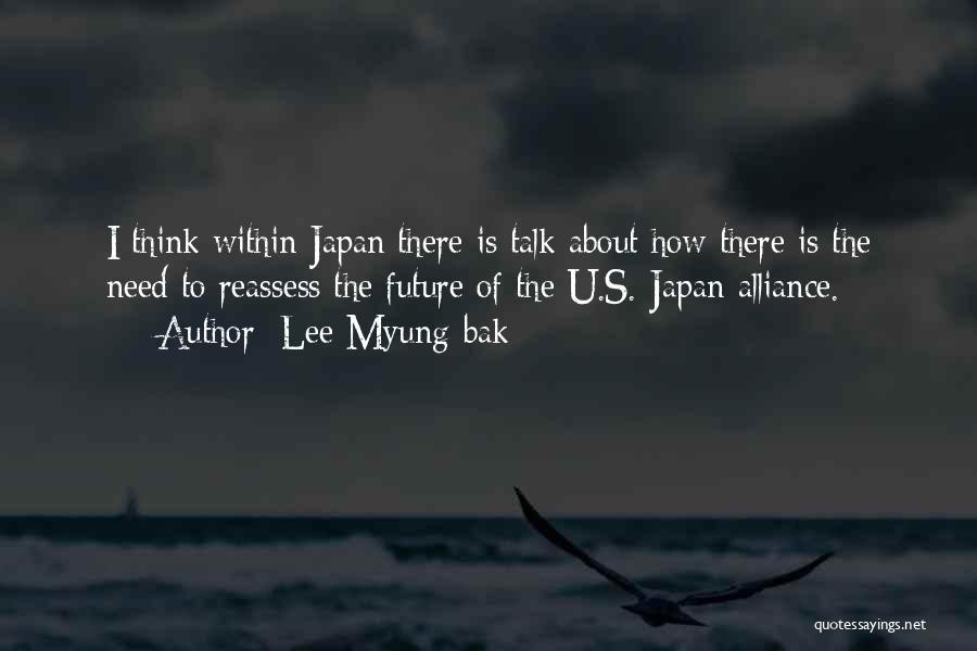 Need U Quotes By Lee Myung-bak