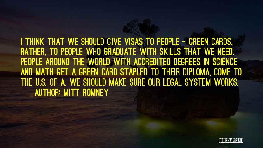 Need U Quotes By Mitt Romney