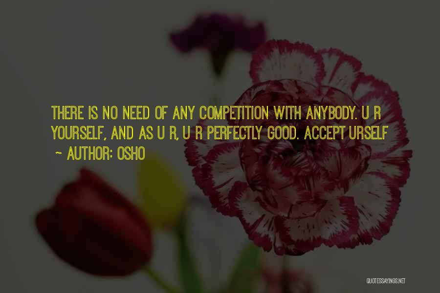 Need U Quotes By Osho