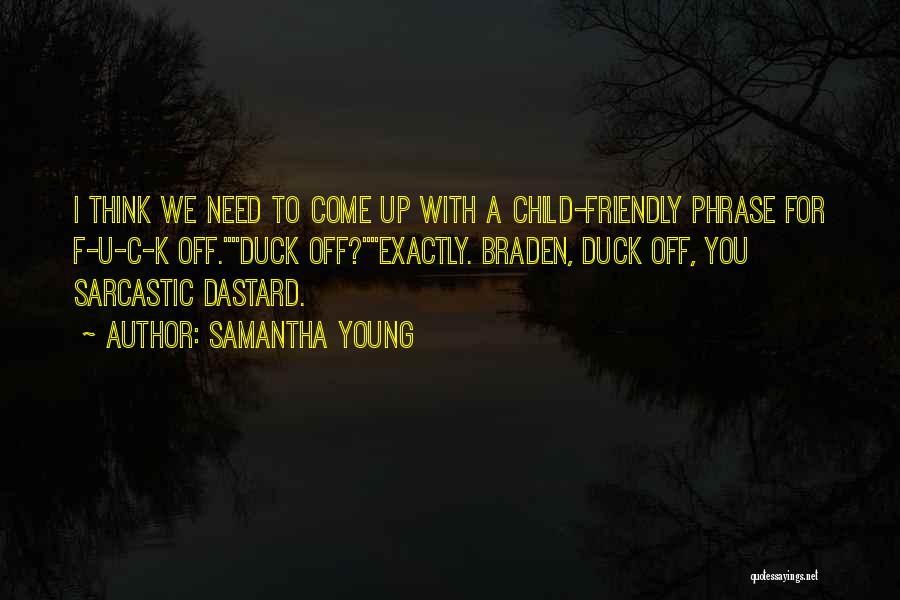 Need U Quotes By Samantha Young
