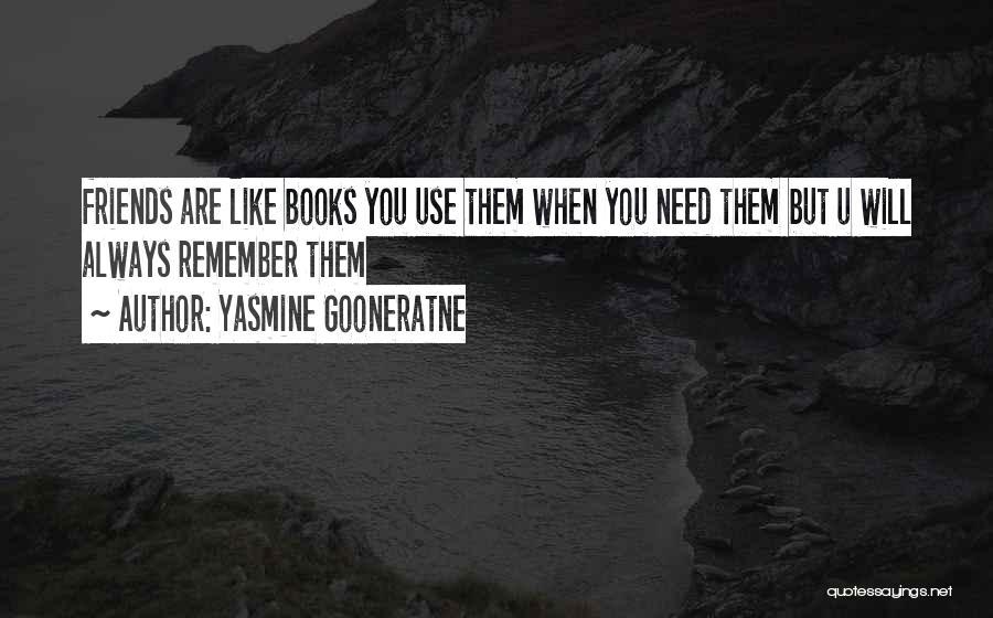 Need U Quotes By Yasmine Gooneratne