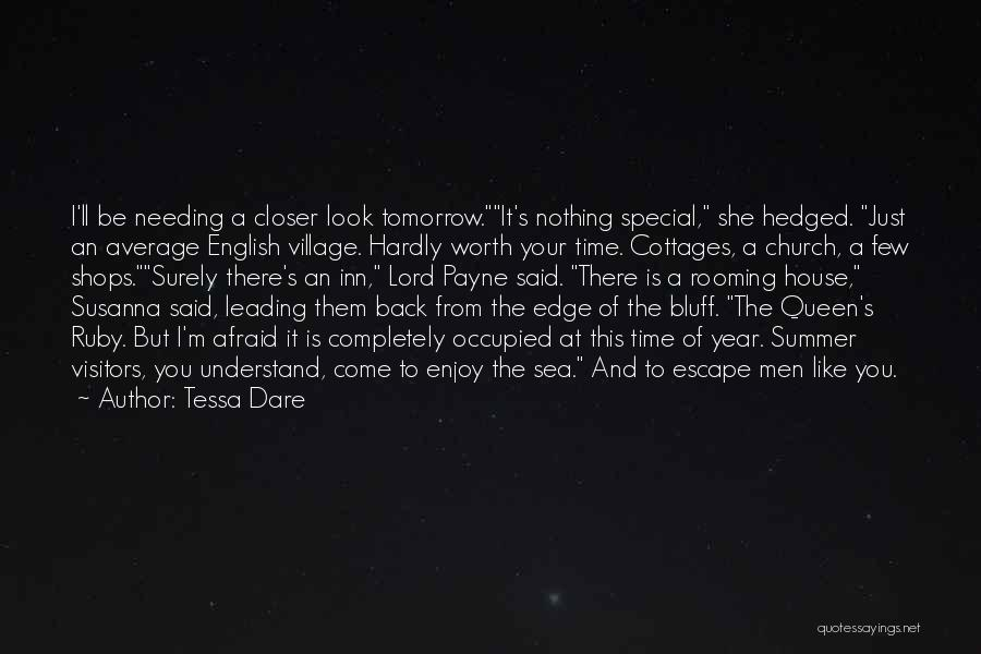 Needing Time Quotes By Tessa Dare