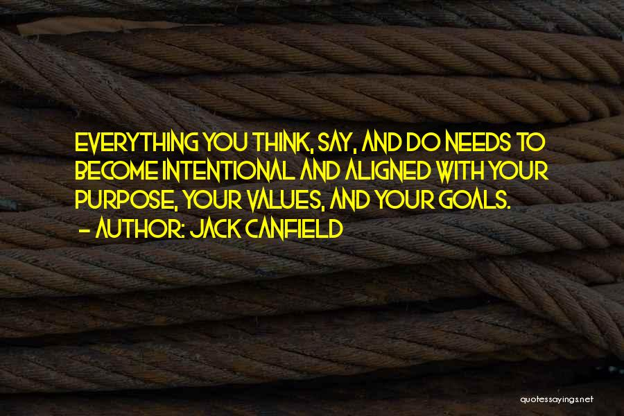 Needs Quotes By Jack Canfield