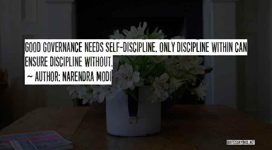 Needs Quotes By Narendra Modi