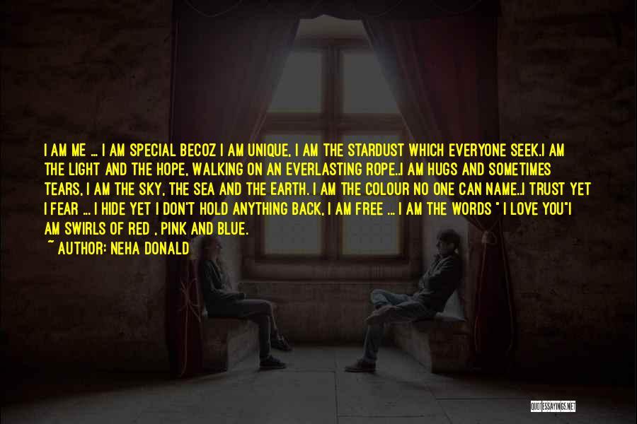 Neha Donald Quotes 590880