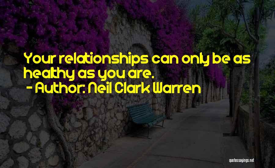 Neil Clark Warren Quotes 1107996